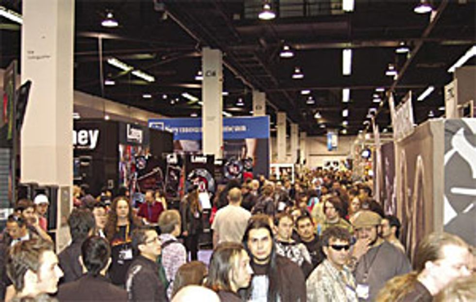 NAMM '07 Wrap-Up