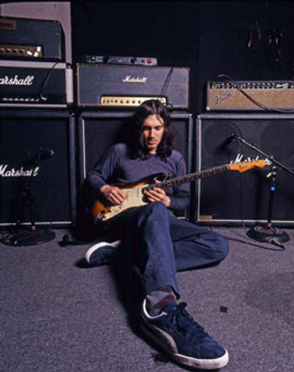 John Frusciante War And Peace Premier Guitar