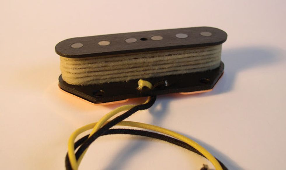 Mod Garage: Exploring the Tele Pickup Palette | Premier Guitar