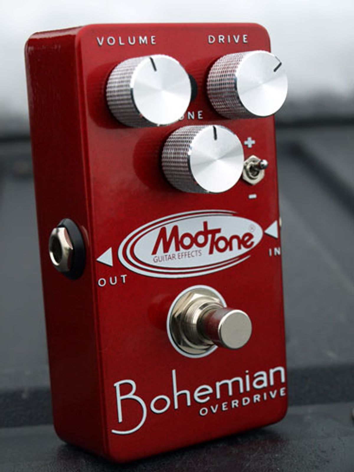 ModTone Effects Releases the Bohemian Overdrive