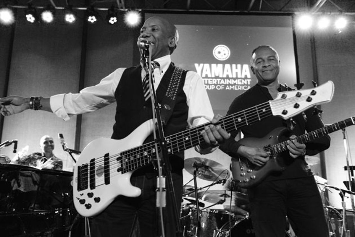 Will Lee & Nathan East: Bass Brothers
