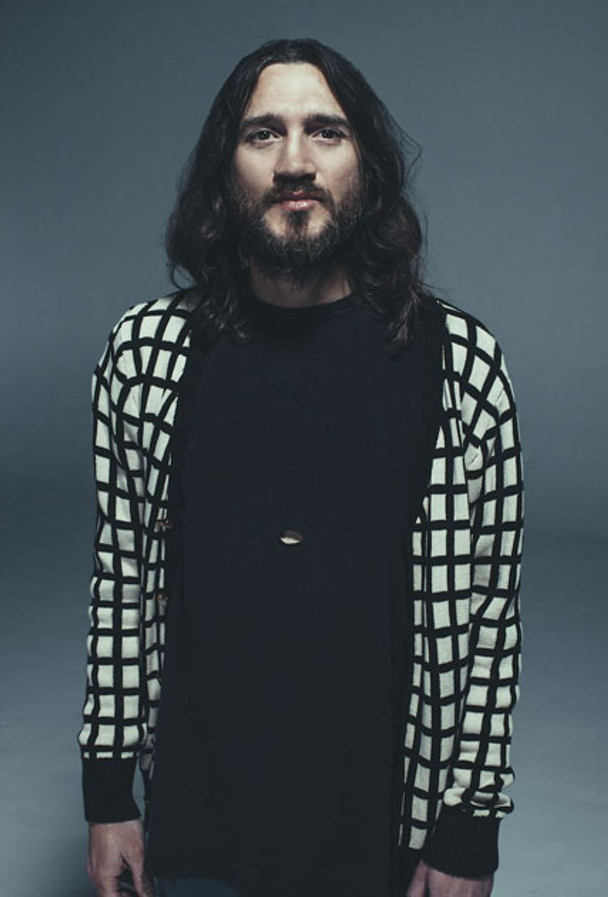 John Frusciante: War and Peace