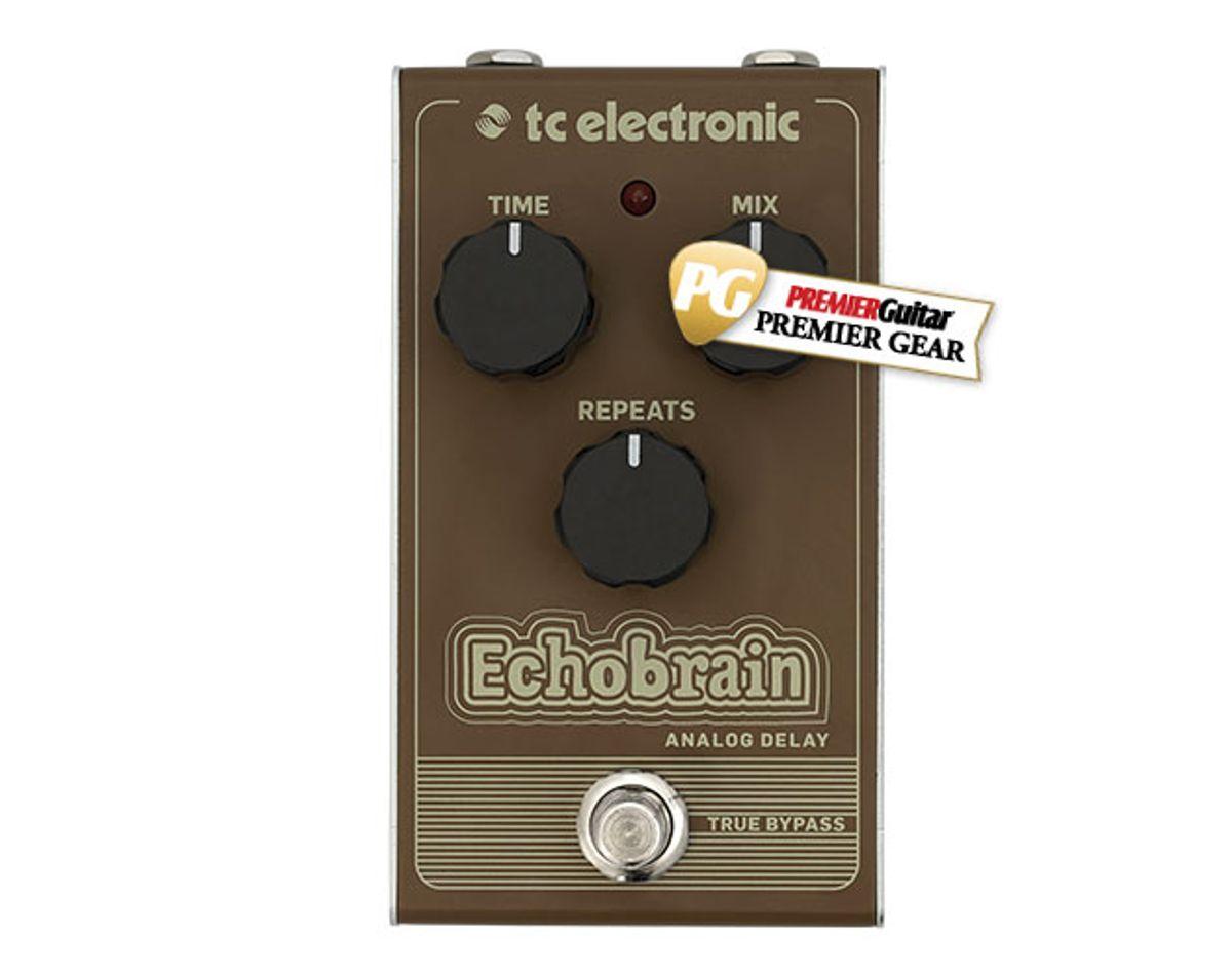 TC Electronic Echobrain Review