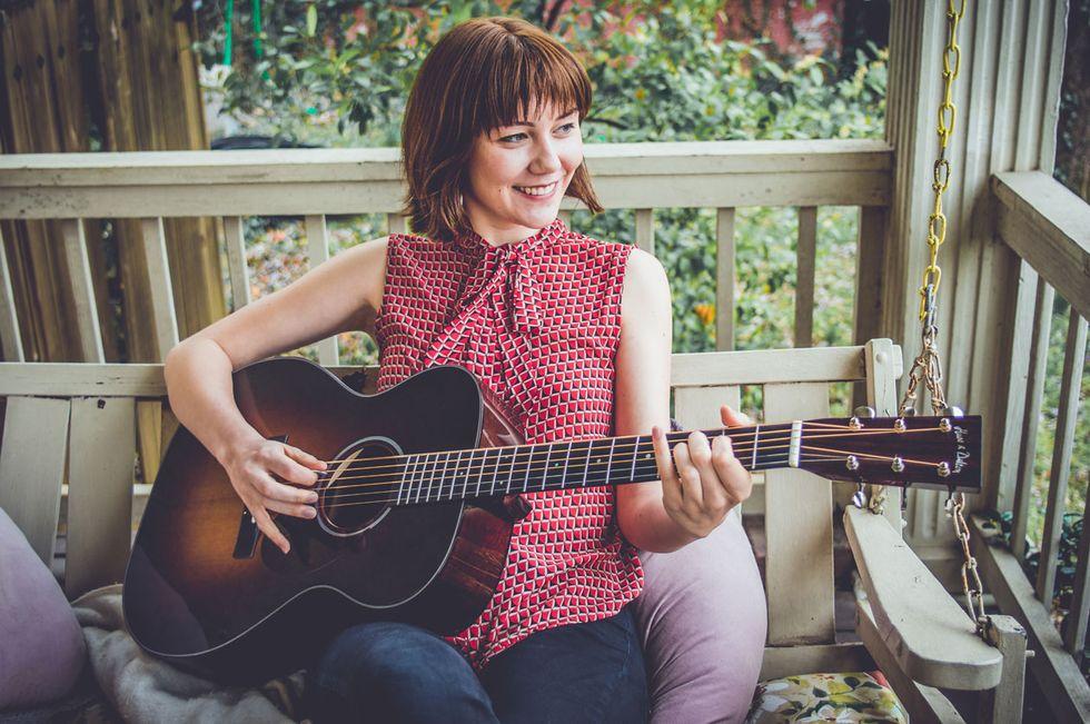 Molly Tuttle Organic Acoustic Premier Guitar