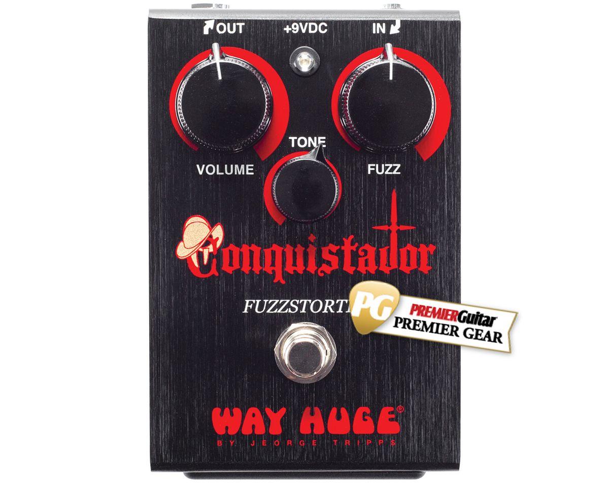 Way Huge Conquistador Review