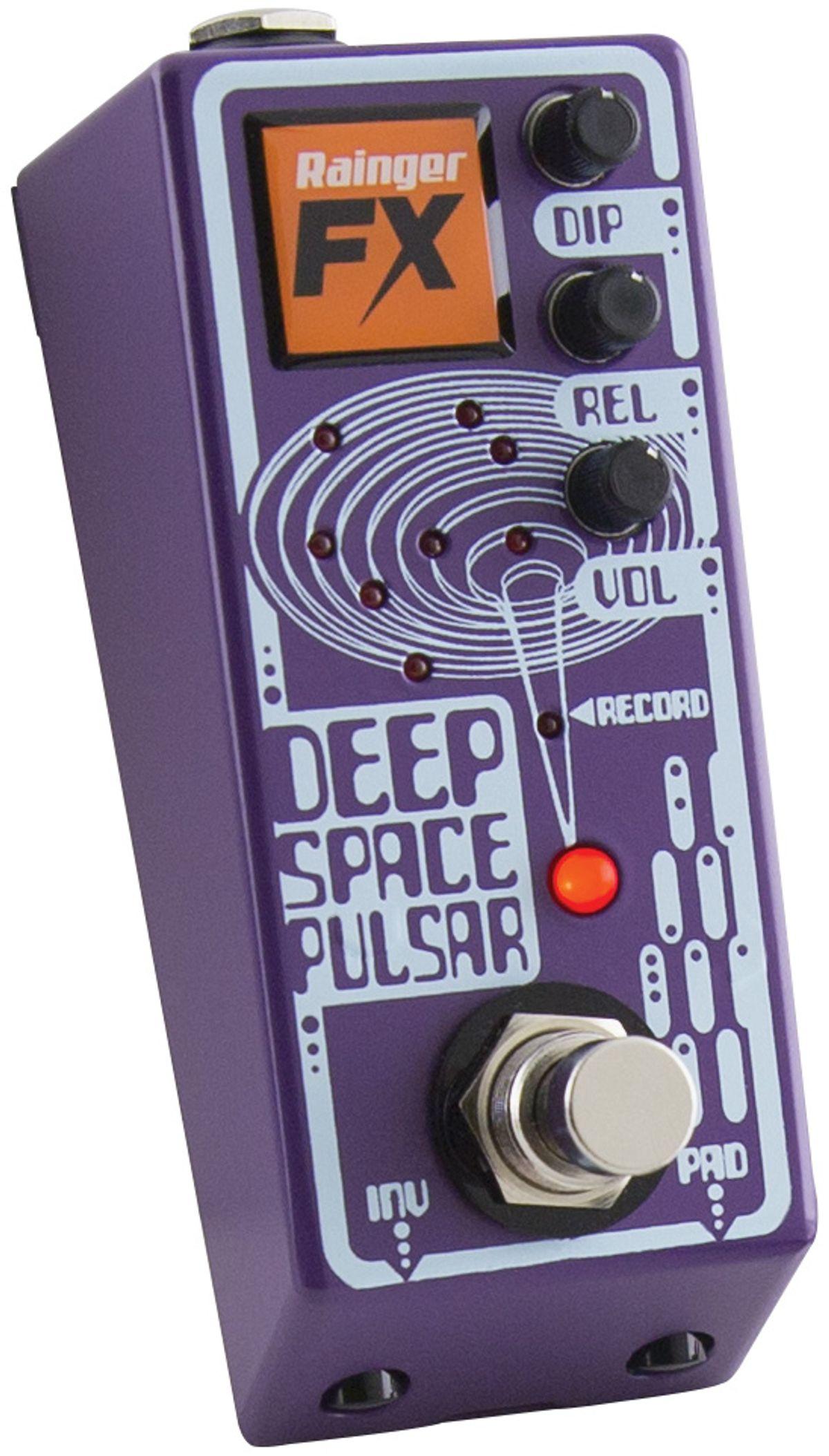 Rainger FX Deep Space Pulsar Review