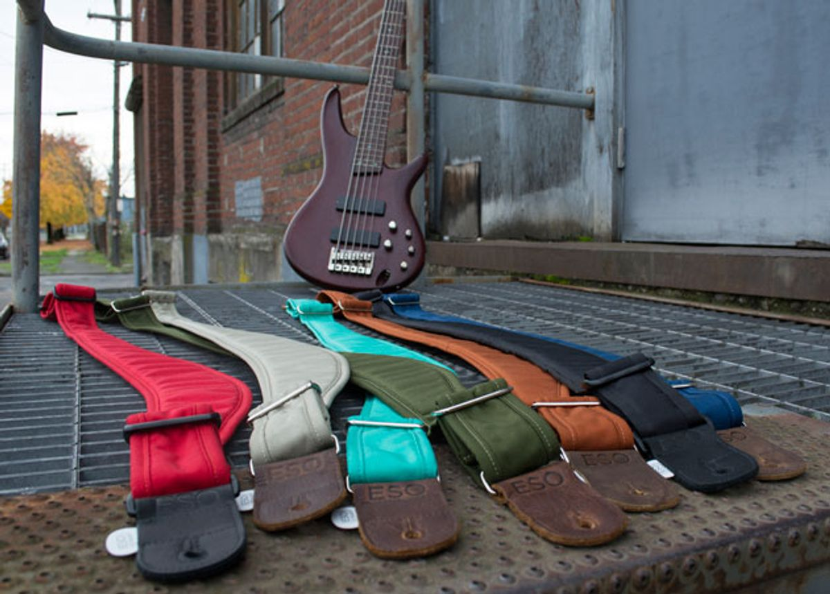 ESO Strap Expands Line with Bass Model