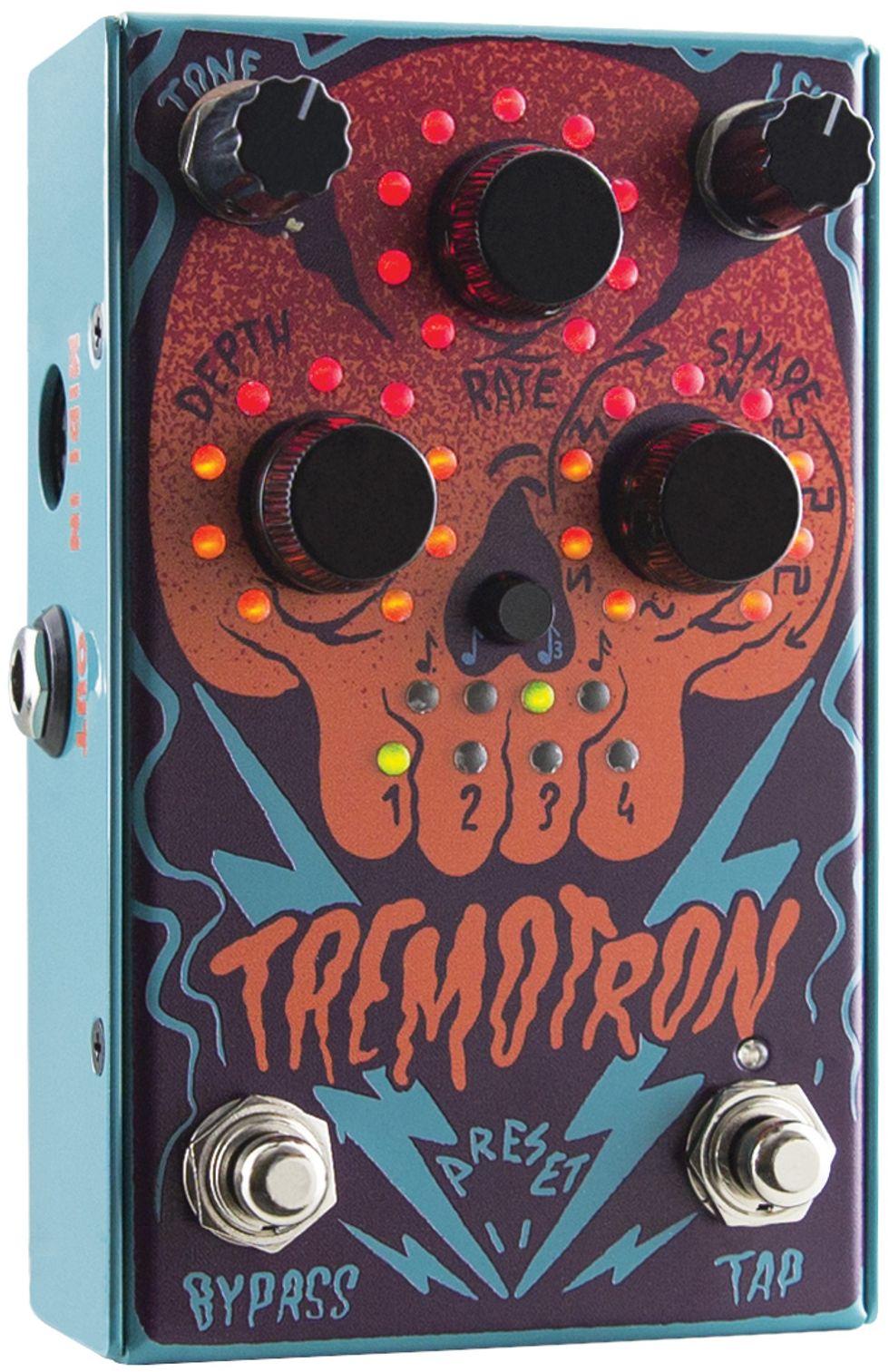 Tone Deaf >> Stone Deaf Tremotron Review   Premier Guitar