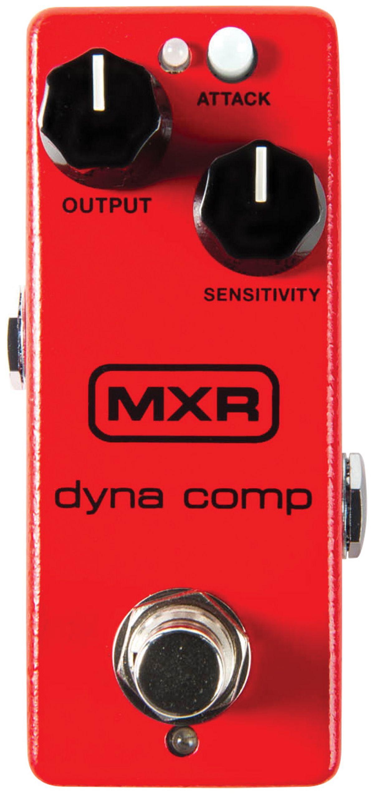 MXR Dyna Comp Mini Review