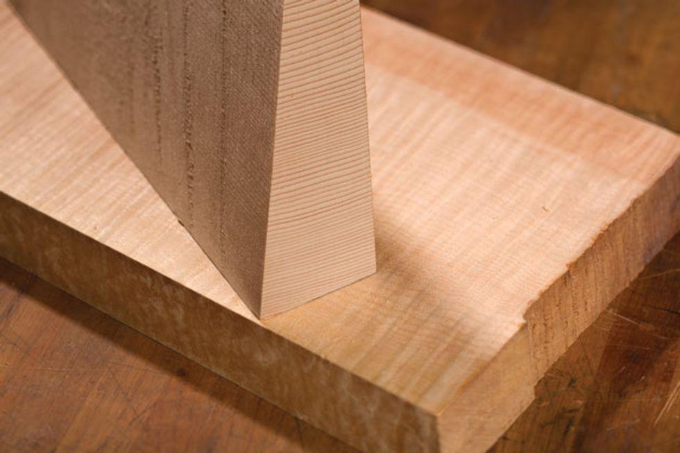 Acoustic Soundboard: Why Guitar Builders Blend Tonewoods