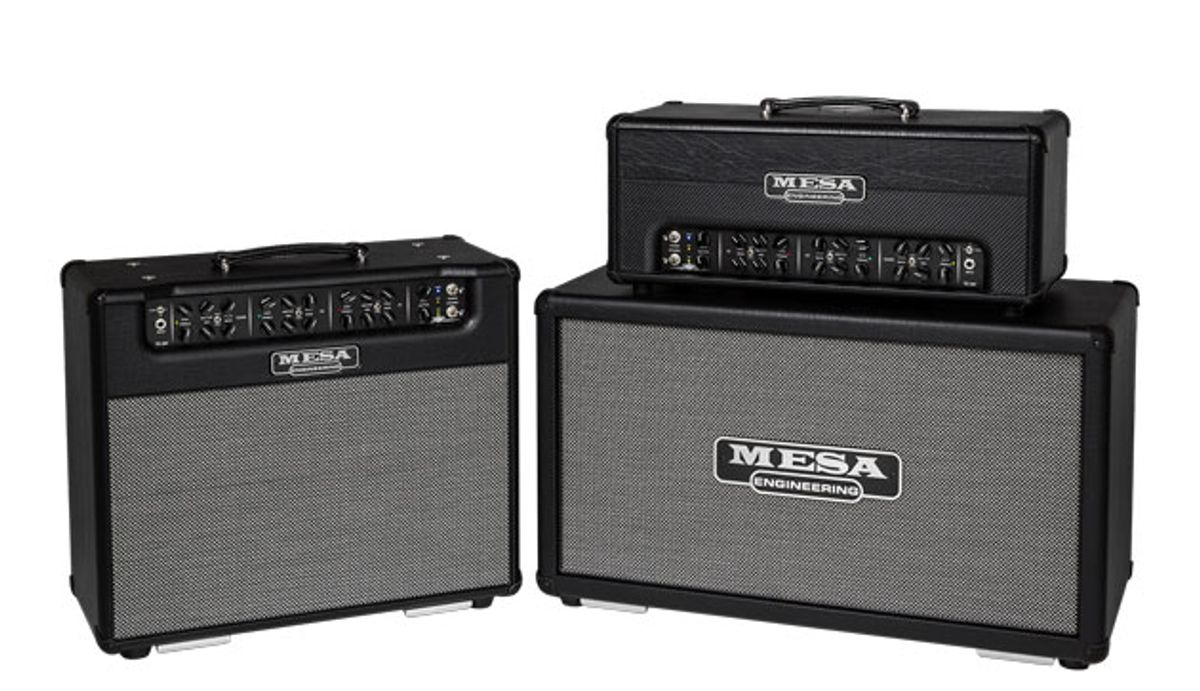 Mesa/Boogie Launches the Triple Crown TC-50