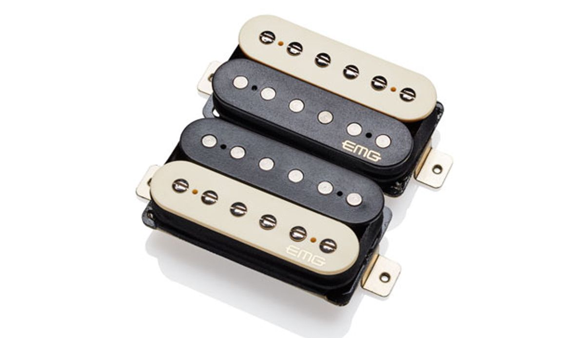 EMG Pickups Introduces the Retro Active Series
