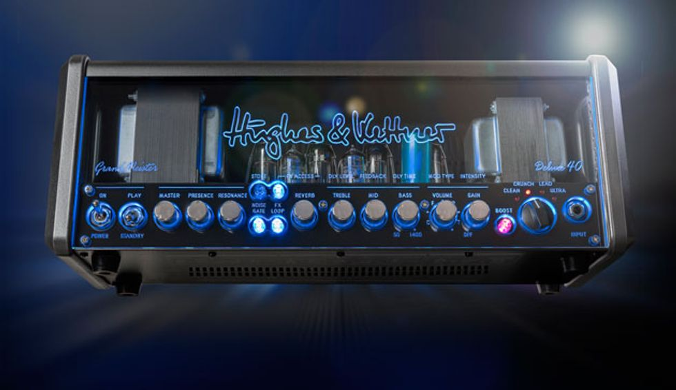 Hughes & Kettner Introduces the GrandMeister Deluxe 40 | Premier Guitar