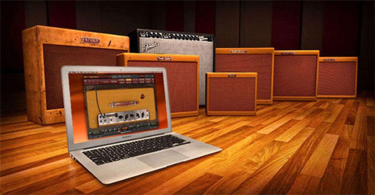 IK Multimedia and Fender Announce Fender Collection 2 for AmpliTube
