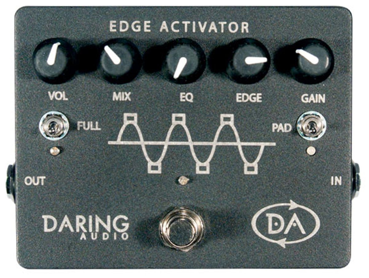 Daring Audio Edge Activator Bass Pedal Review