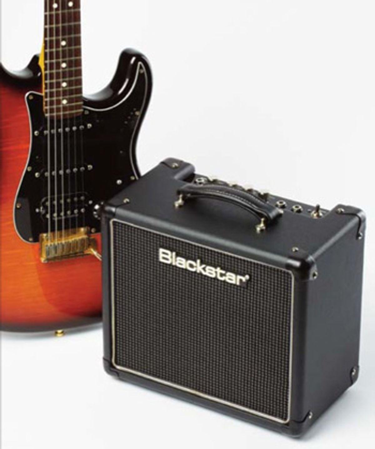 Blackstar Announces HT-1 Amps