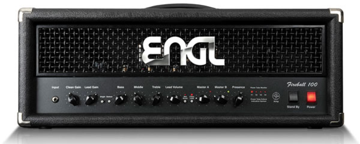 ENGL Amplification Introduces the New Fireball 100 E635