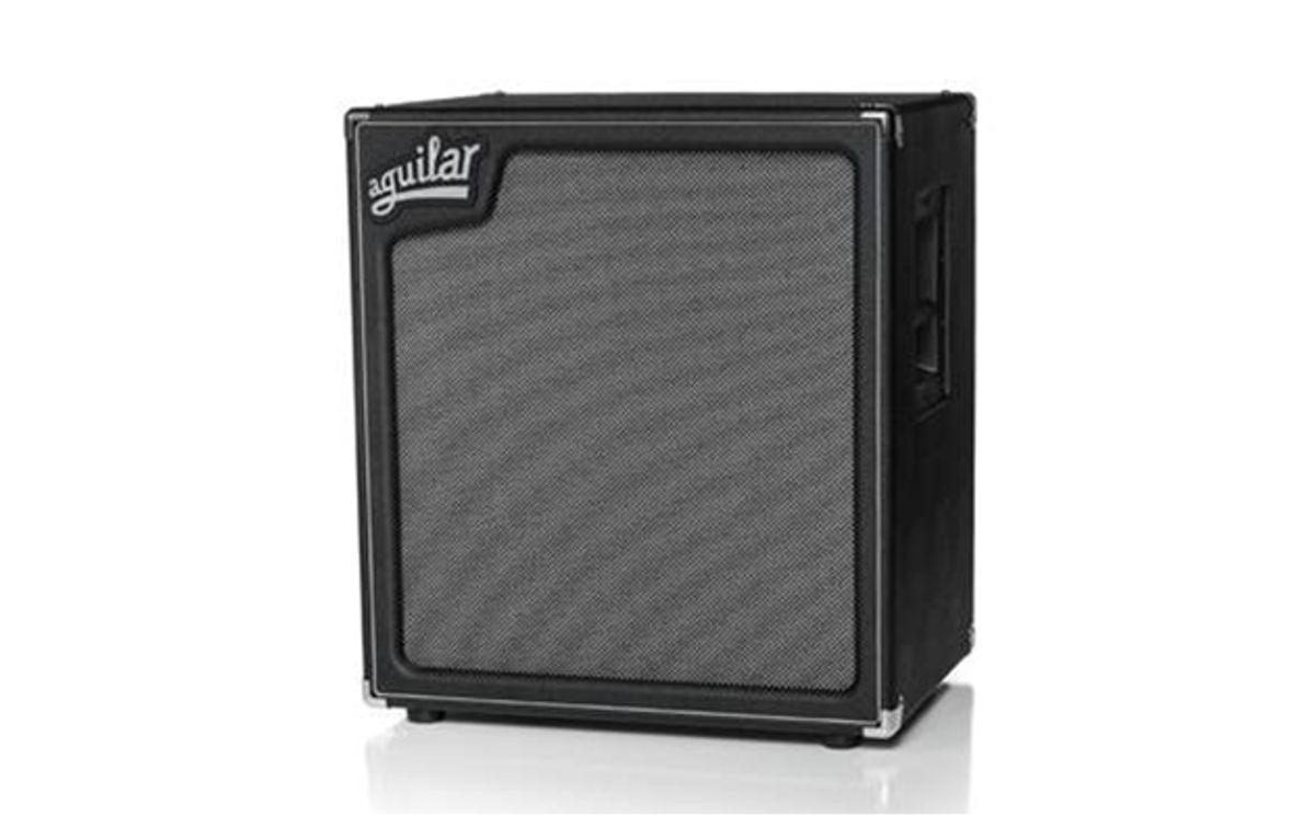 Aguilar Amplification Announces the SL 410x Bass Cabinet