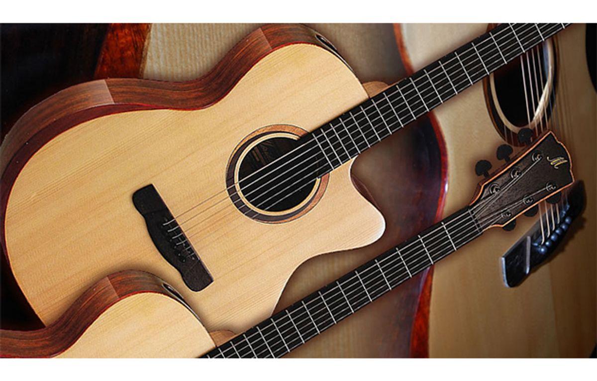 Mérida Unveils the 20 Series of Armrest Guitars