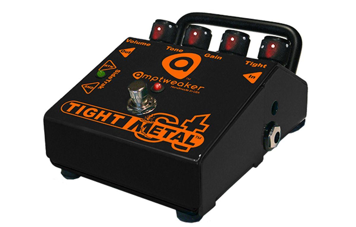 Amptweaker Introduces the TightMetal ST