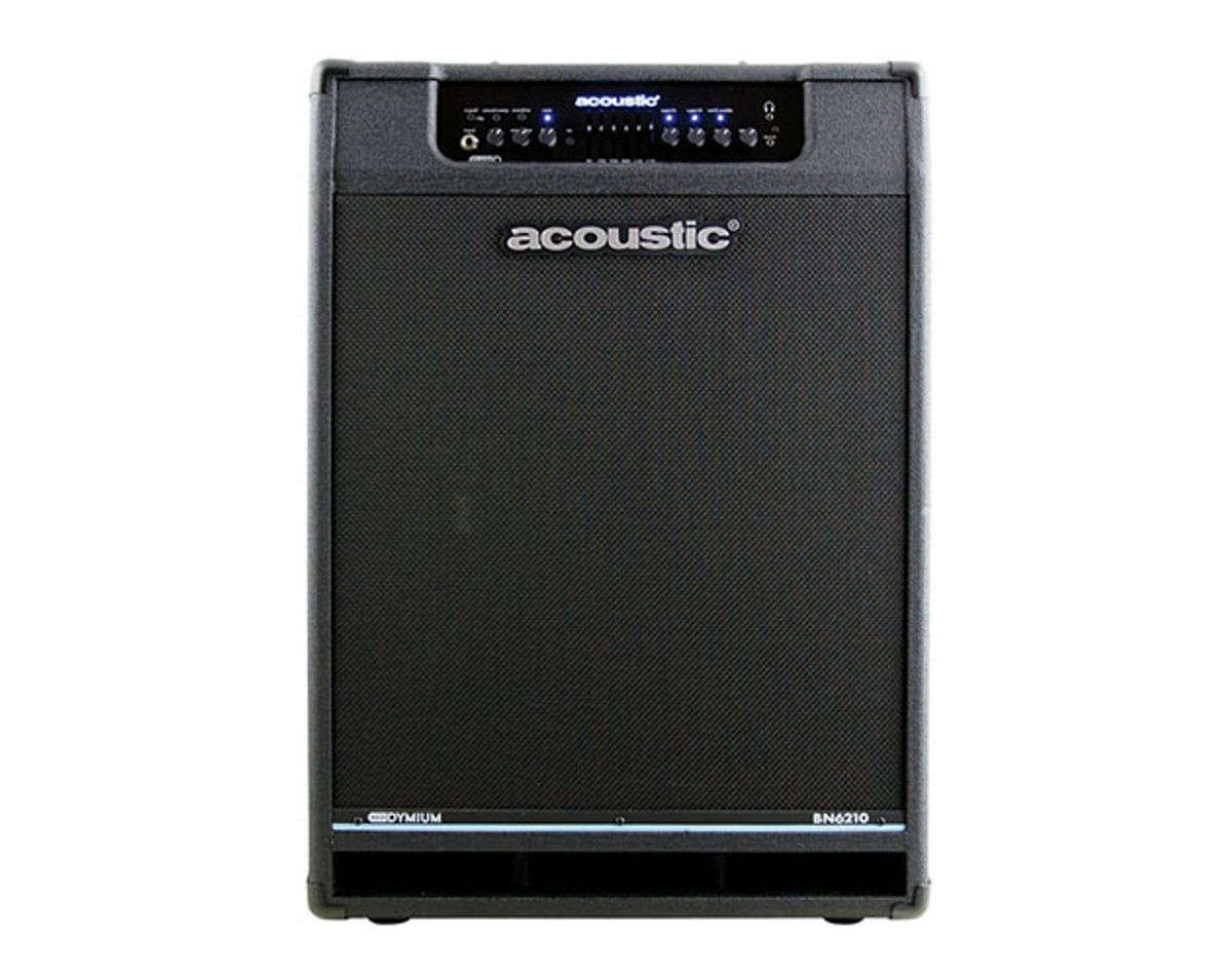Acoustic BN6210 Review