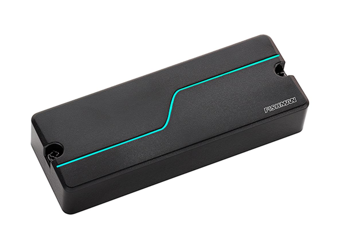 Fishman Releases Fluence Signature Pickups from Greg Koch, Devin Townsend, and Stephen Carpenter