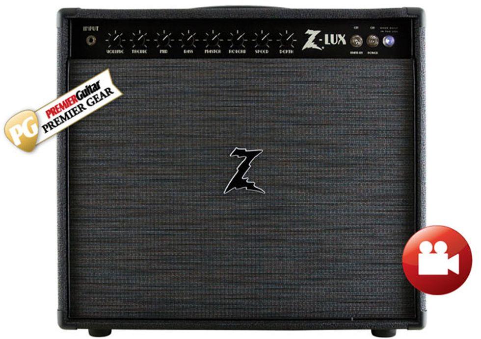 Dr. z z lux review premier guitar