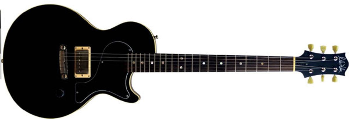 Nik Huber Krauster Electric Guitar Review