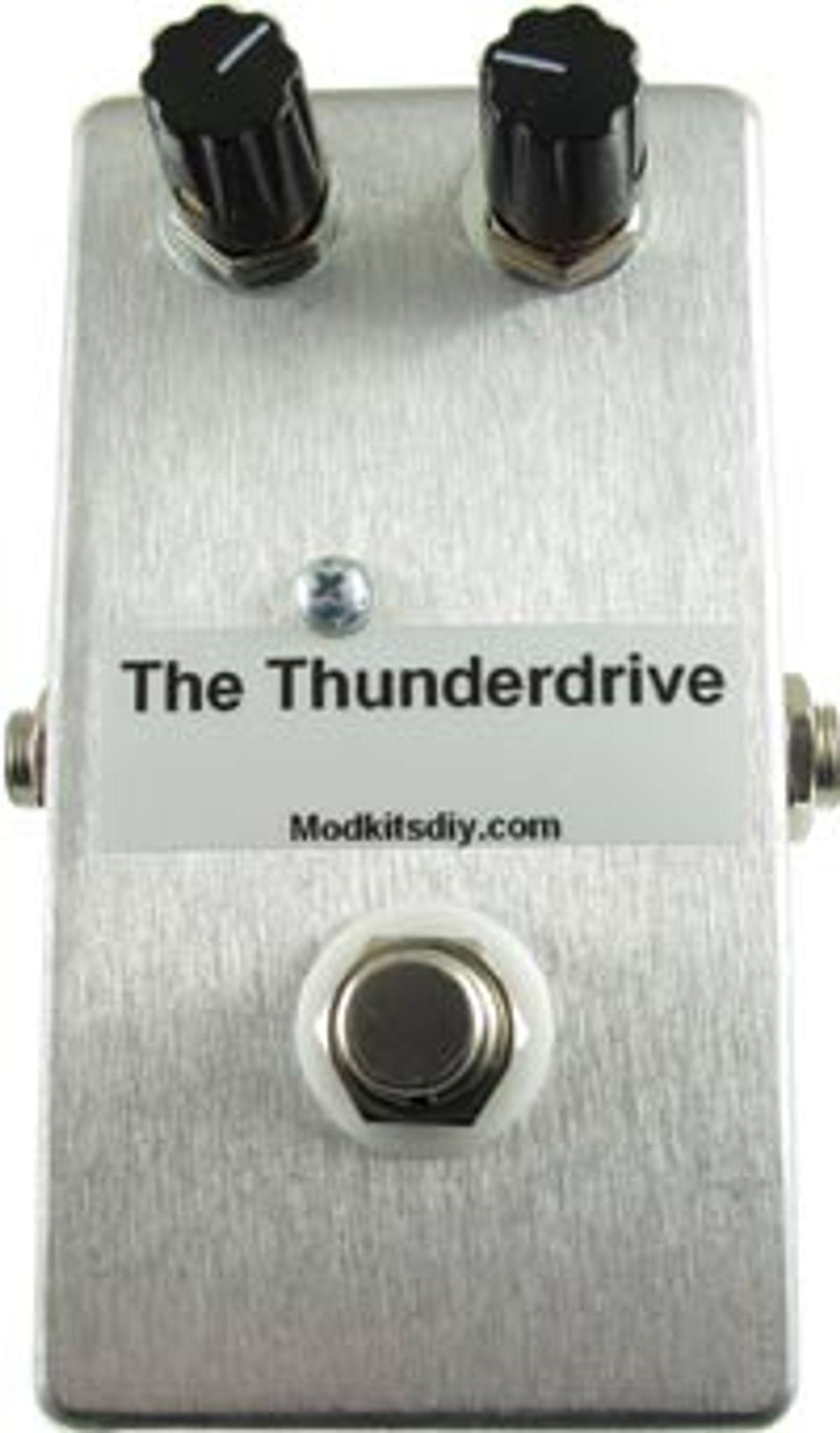 Mod Kits DIY Releases the Thunderdrive Pedal Kit