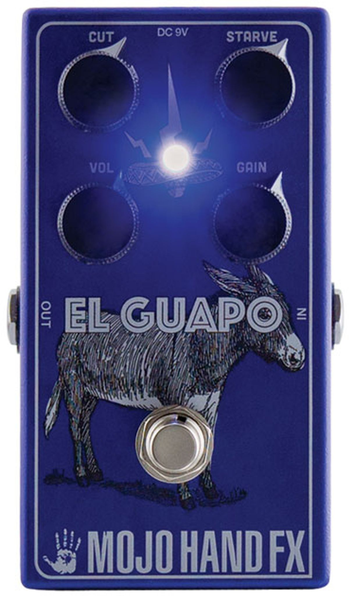 Mojo Hand Fx El Guapo Review