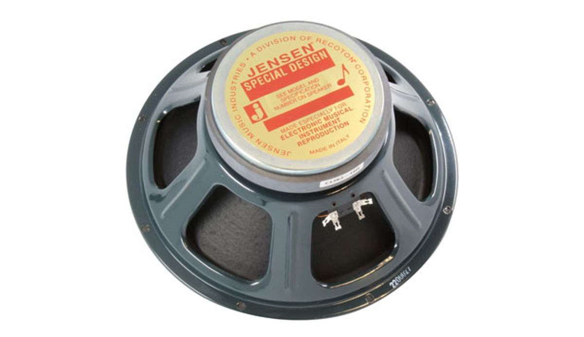 Jensen Introduces the C12K-2 Speaker