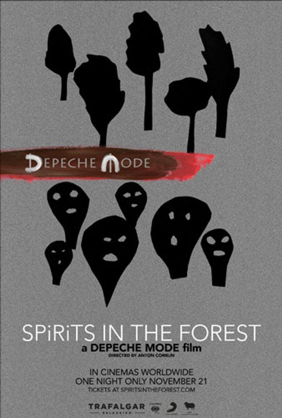 Depeche Mode Announces 'Spirits in the Forest' Documentary
