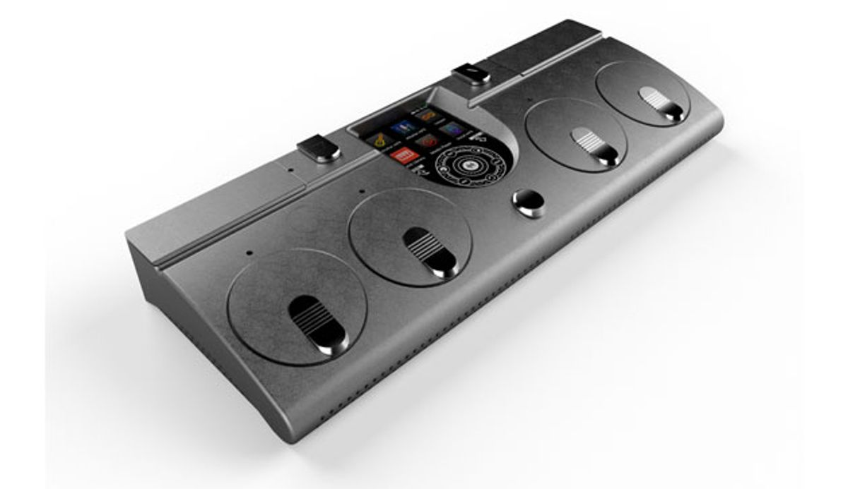 Audibotics Launches the PlayX
