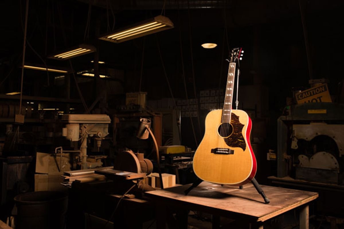 Gibson Announces the Sheryl Crow Country Western Supreme