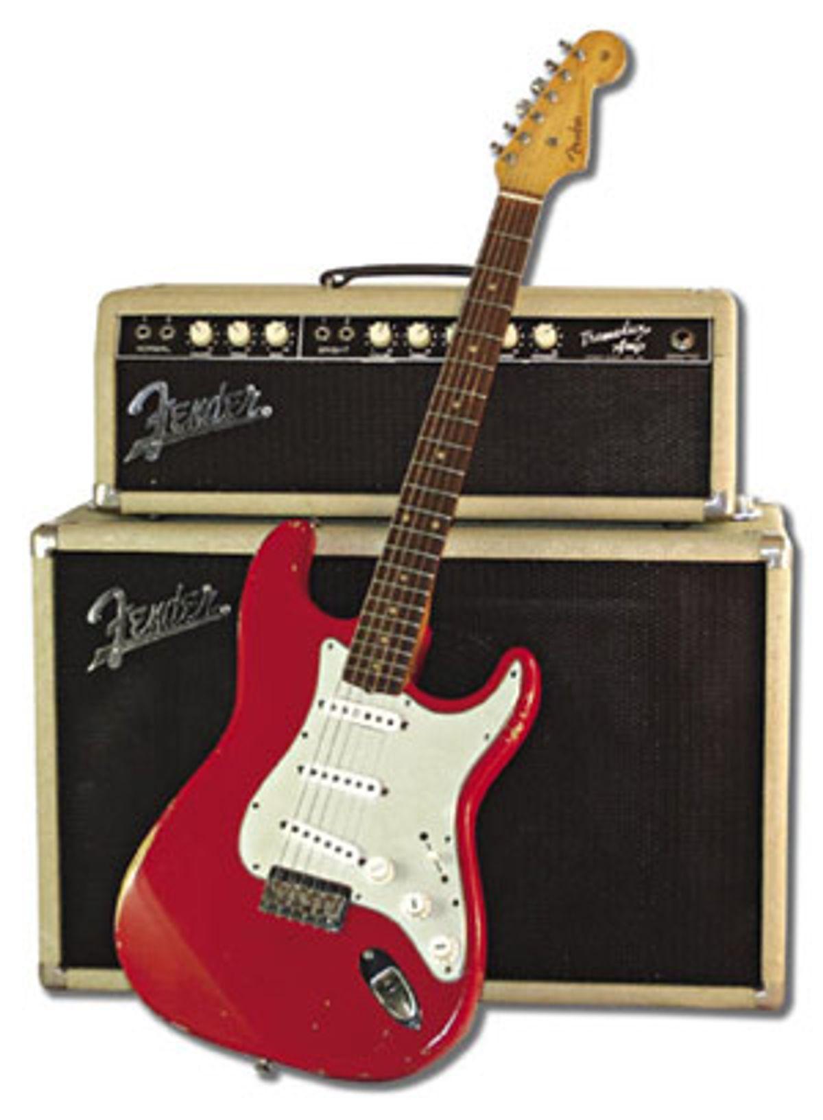 1960 Fender Stratocaster Serial # 49005