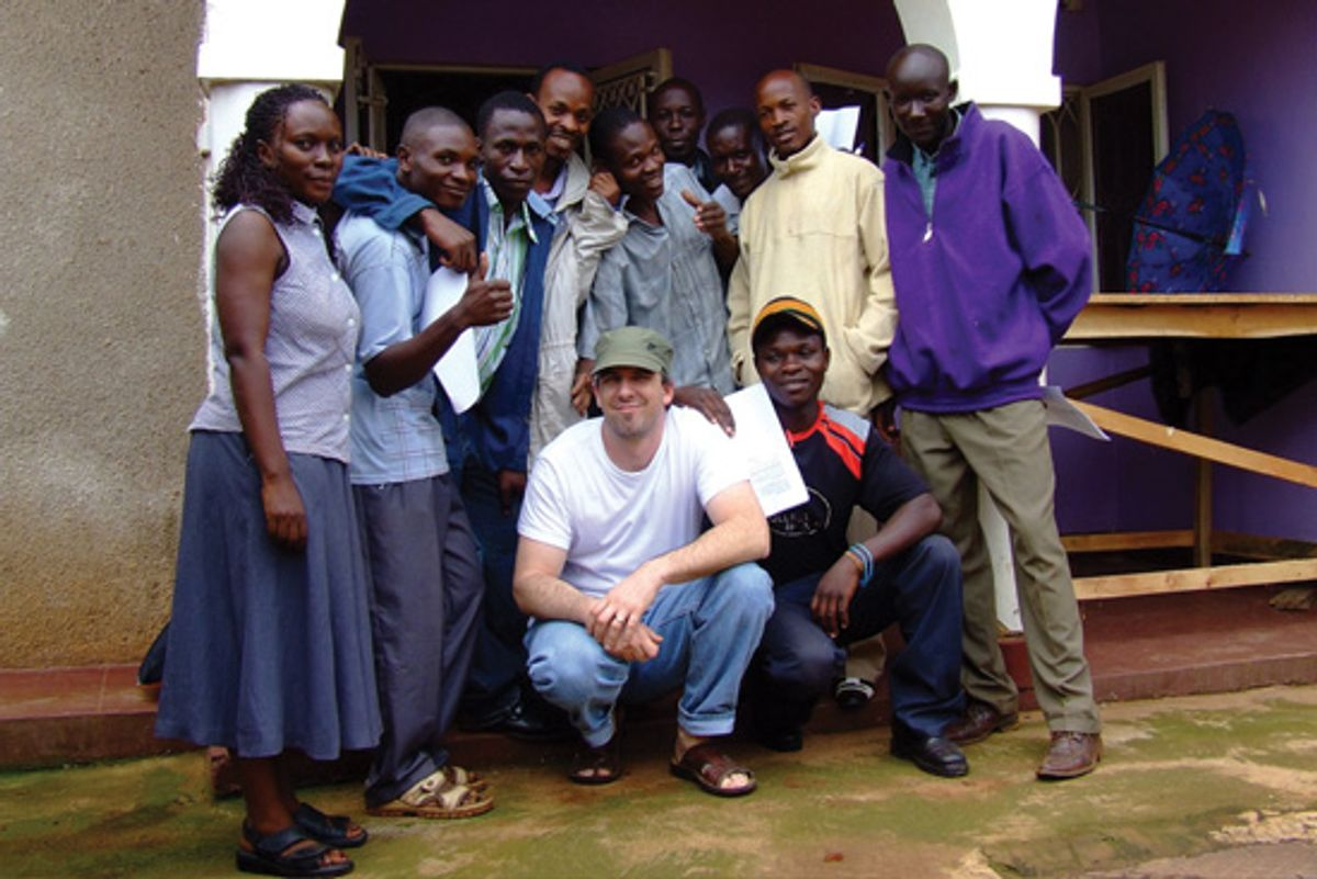 The DuncanAfrica Society