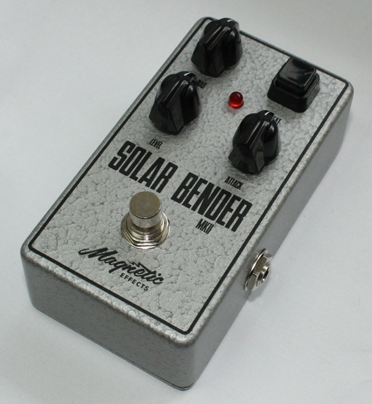 Magnetic Effects Introduces the Solar Bender