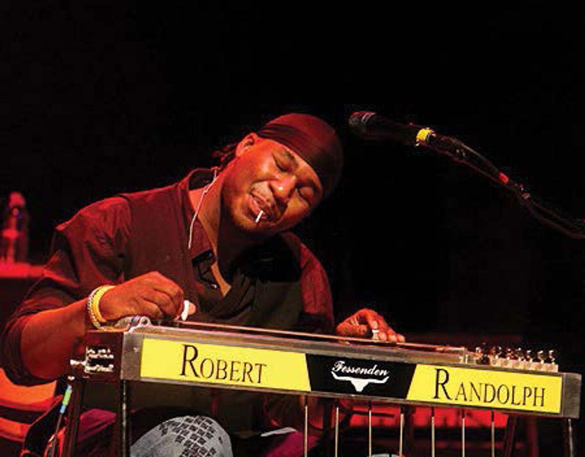 Interview: Robert Randolph - How Robert Got His Groove Back
