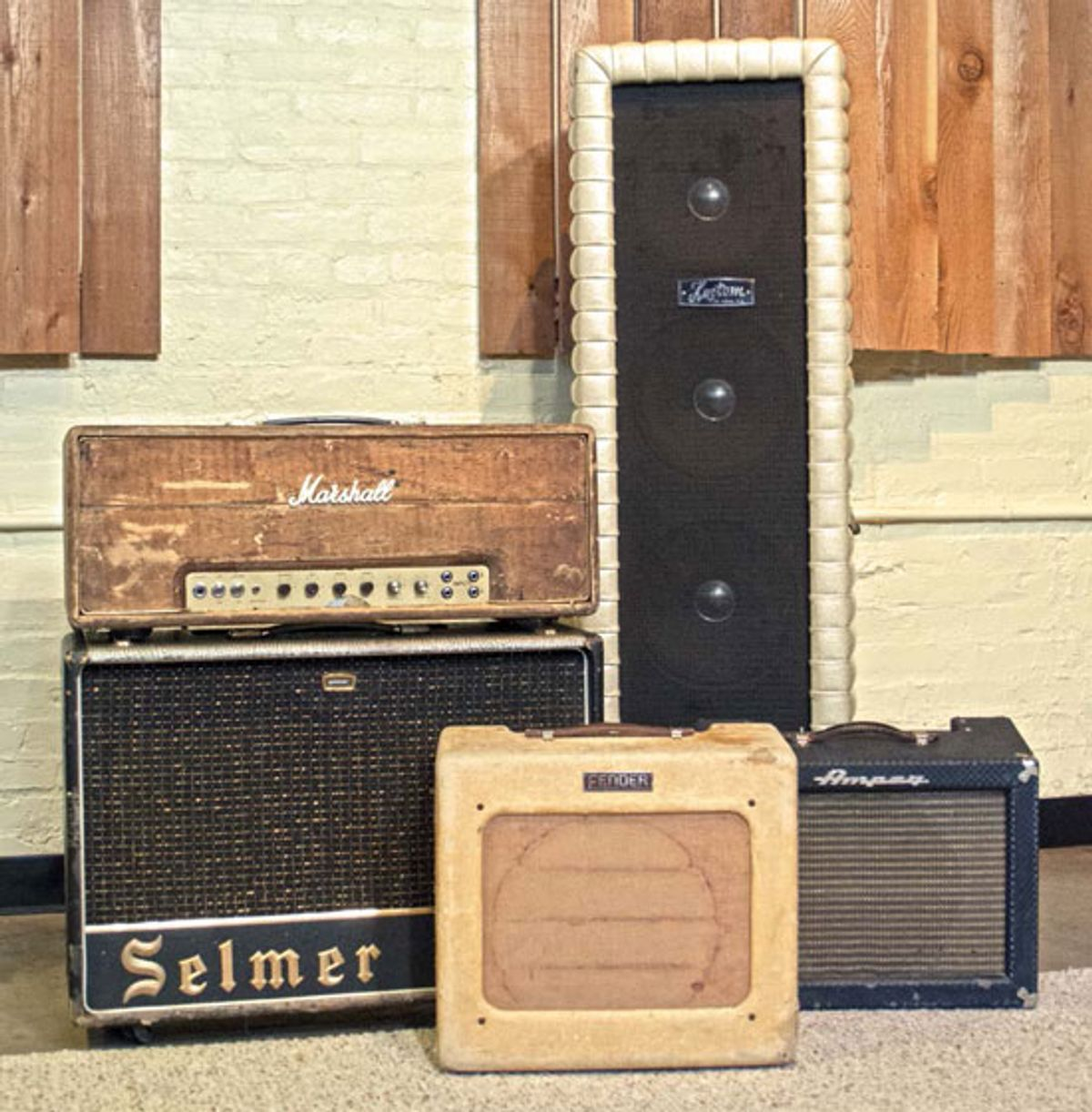 The North American Guitar Amplifier Museum