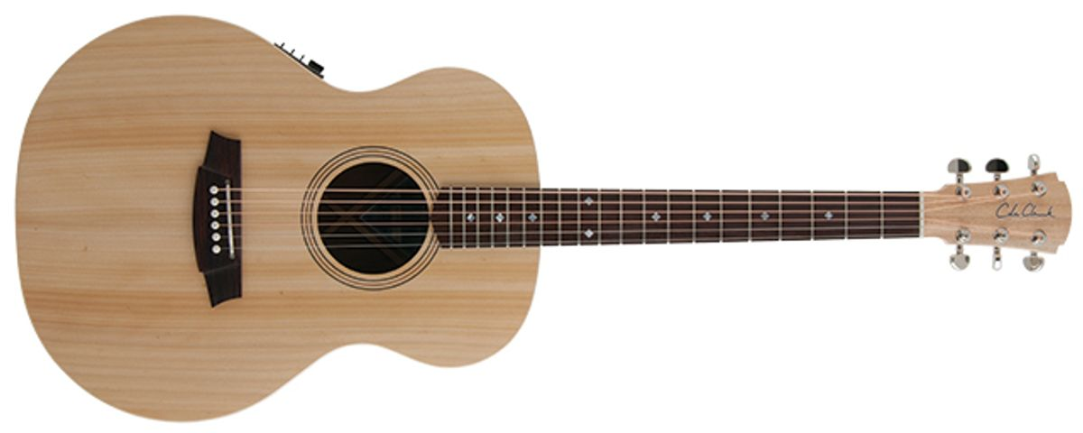 Cole Clark Angel AN2A3BB Acoustic Guitar Review