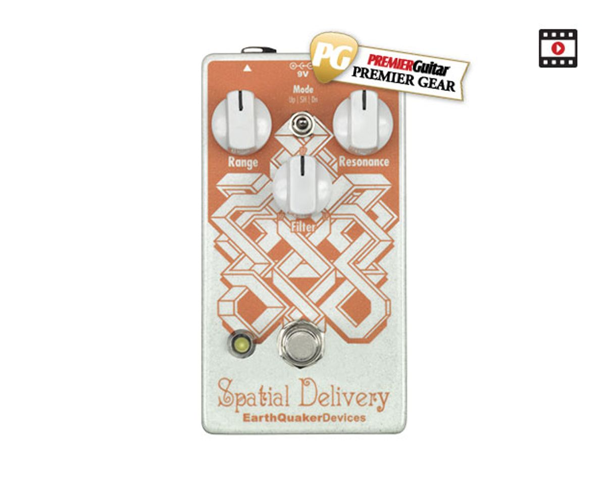 EarthQuaker Devices Spatial Delivery Review