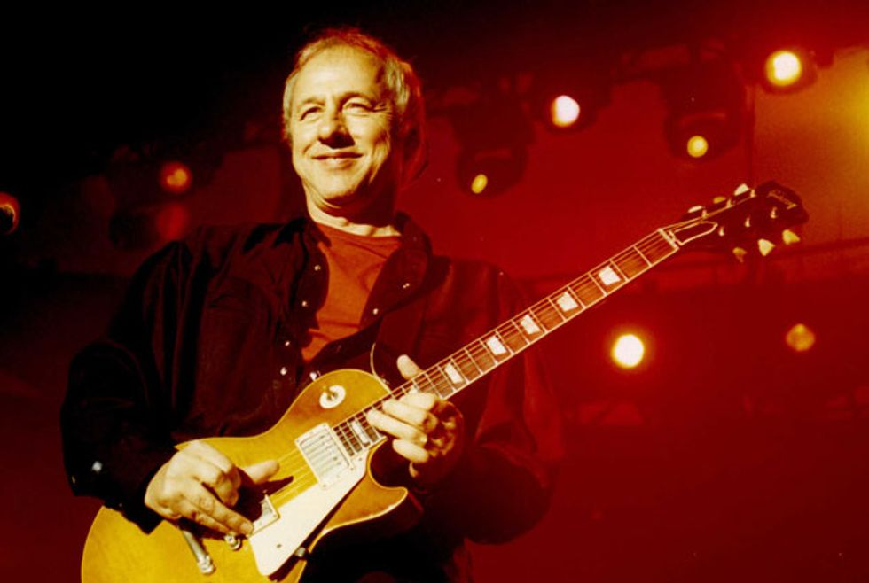 Mark Knopfler's Fingerstyle Finesse