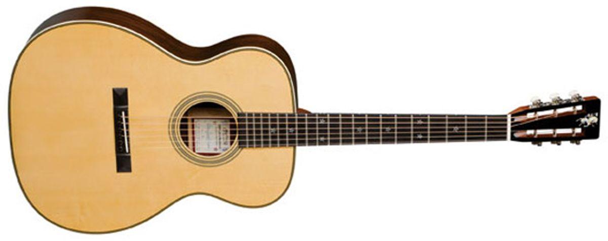 Martin Introduces OMM John Renbourn Custom Artist Edition Guitar