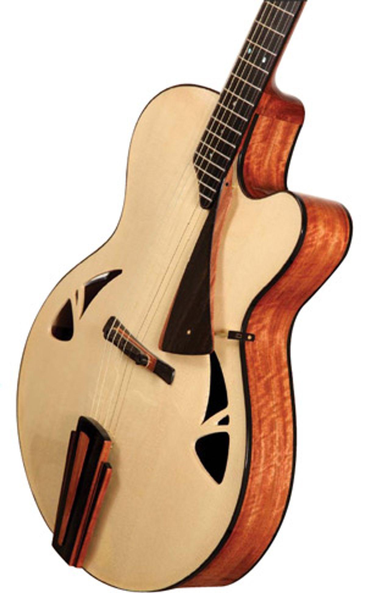 Artinger Custom Guitars