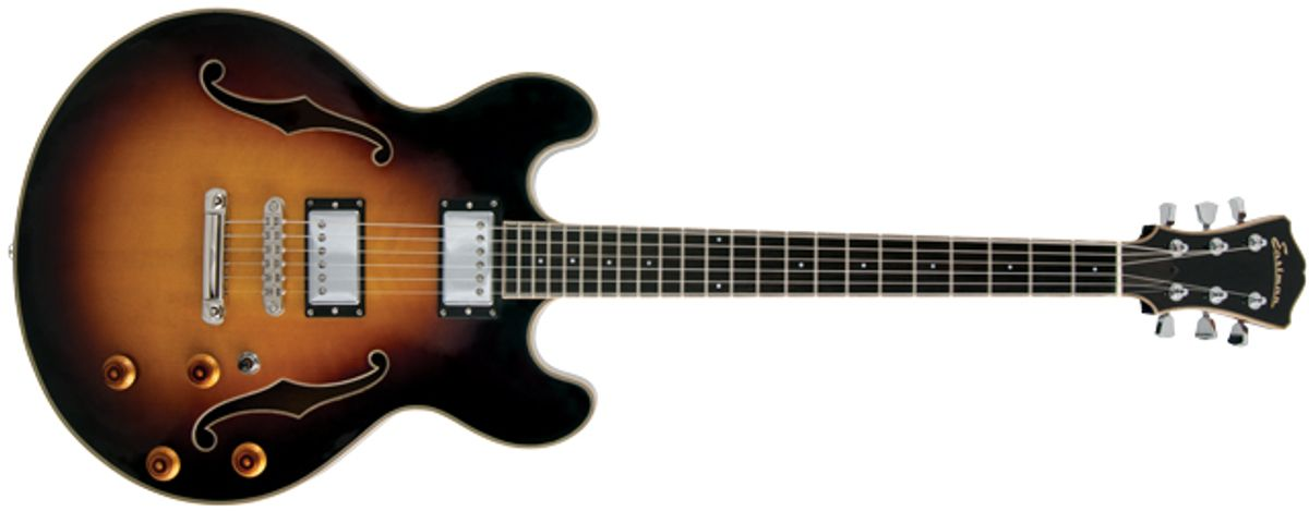 Eastman T185MX Electric Guitar Review