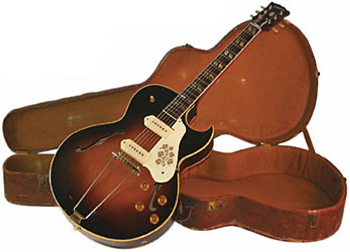 1953 Gibson ES-295 #A15572