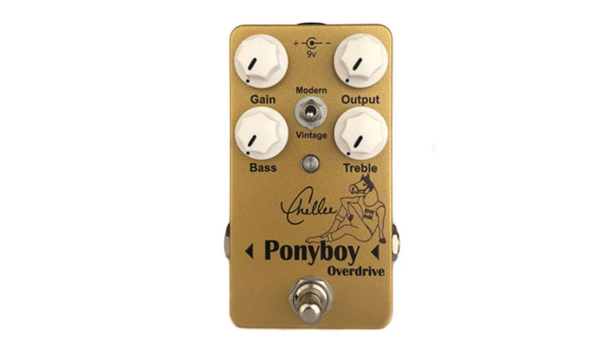 Chellee Effects Releases the Ponyboy V3
