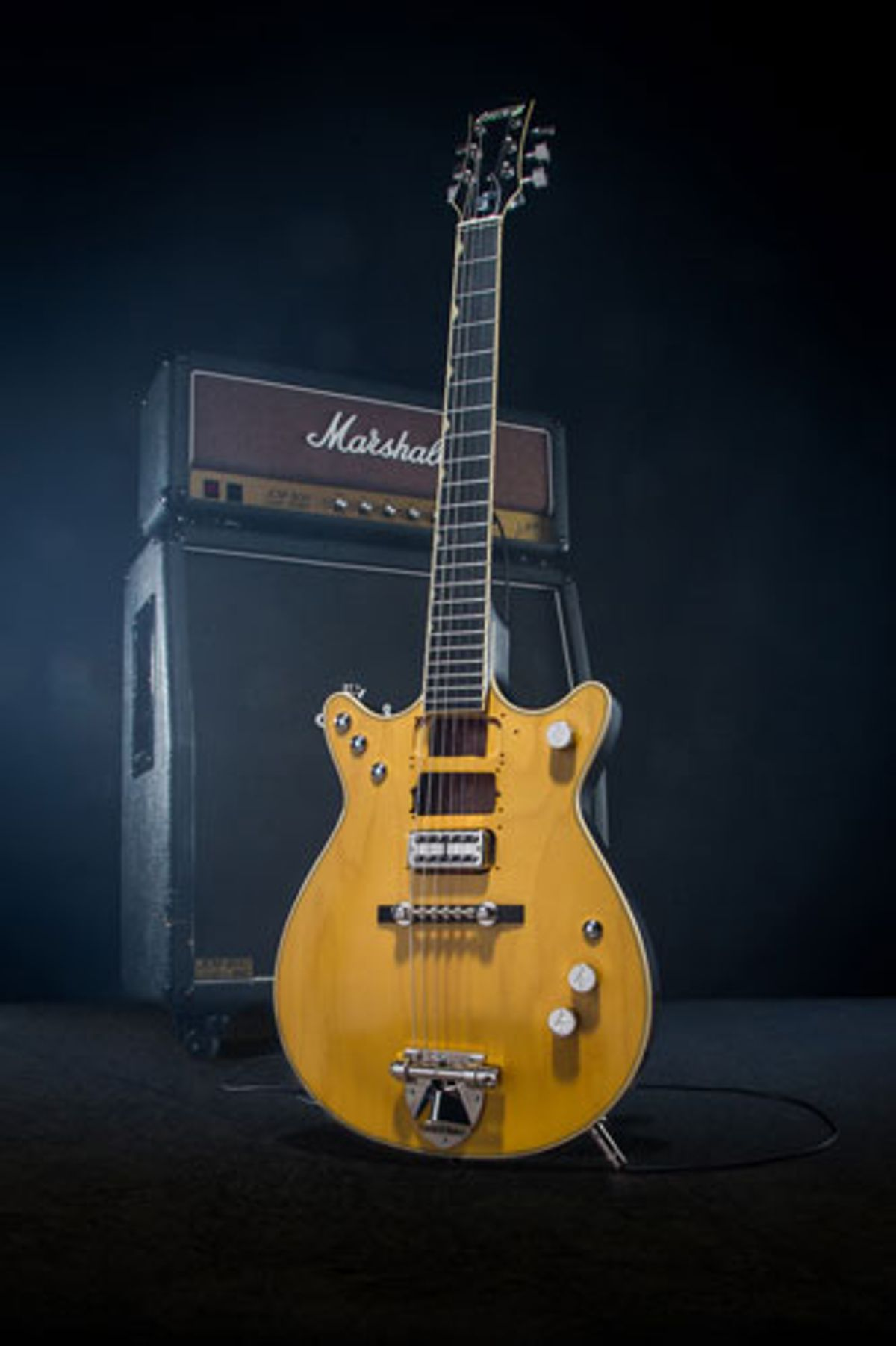 Gretsch Honors Malcolm Young with Signature Jet