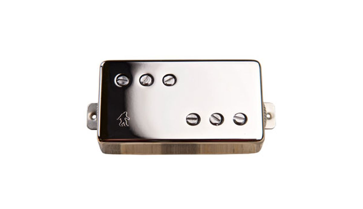 Silver Hand Pickups Releases the Missing Link Humbucker
