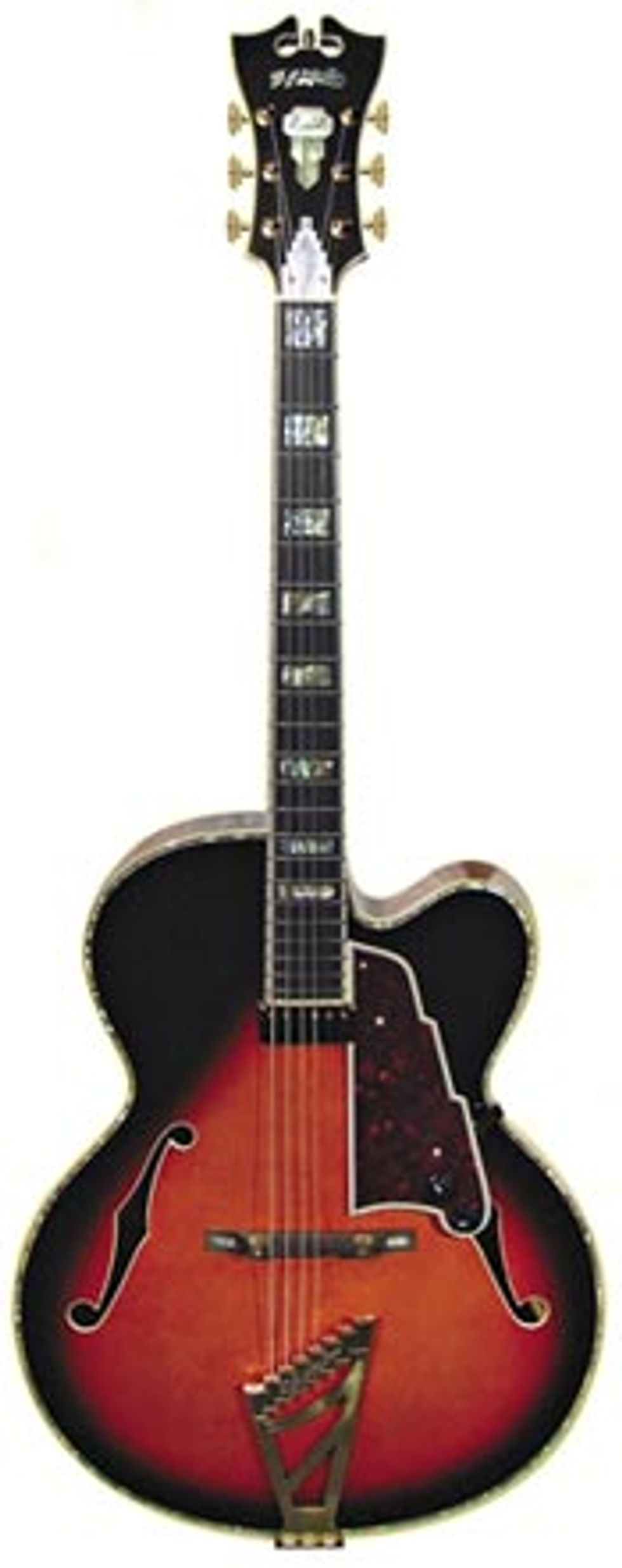 D''Angelico New York Series EXL-1DP Archtop